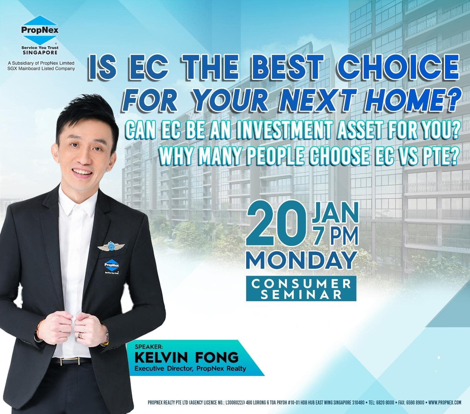 Is EC the best choice for your next home