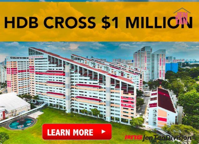 Will HDB Start Growing Pass $1M Benchmark?